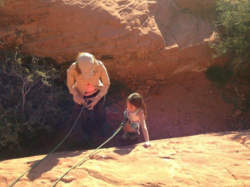 Rock Climbing Photo: Hamlet