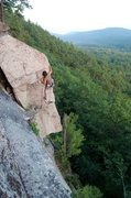 "jon g on ""the arete"""