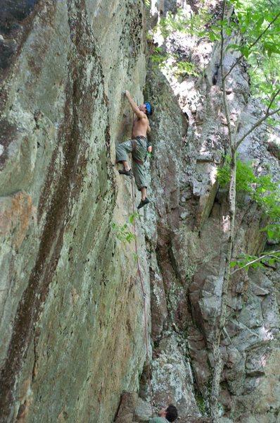 Rock Climbing Photo: jon g