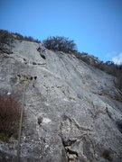 Rock Climbing Photo: Burnt River Canyon