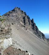 Rock Climbing Photo: 3 Finger Jack South Ridge Route