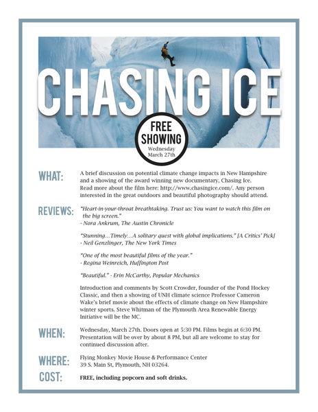 Rock Climbing Photo: Chasing Ice