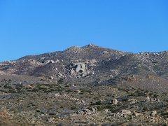 Rock Climbing Photo: Butt Rock (aka Gnome Dome), San Bernardino Mountai...