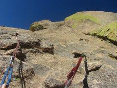 Rock Climbing Photo: Chi Chi Chickenheads