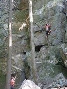 Rock Climbing Photo: Shaffer Rock