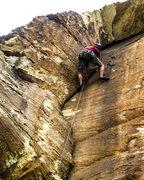 Rock Climbing Photo: Jonny on The Graduate. Photo by Gigi. 3/20/13