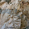 The Natural (5.9), Frustration Creek