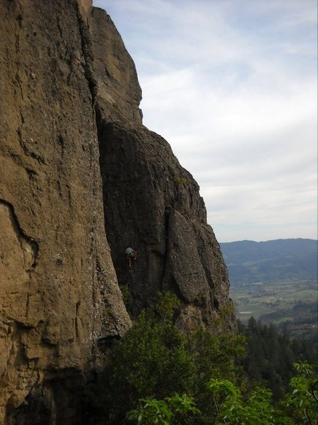 Rock Climbing Photo: Pretty Sure this one's warcraft rather than svetla...