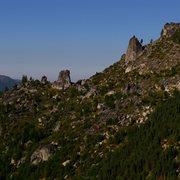 Rock Climbing Photo: The Phatom Spires