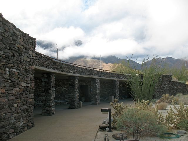 Visitor Center, Anza Borrego SP