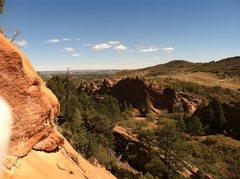 Rock Climbing Photo: RRCOS in Fall
