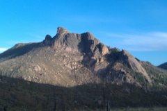 Rock Climbing Photo: Sheep Rock