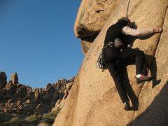 Rock Climbing Photo: Climbing at Margheritaville, Apple Valley Area