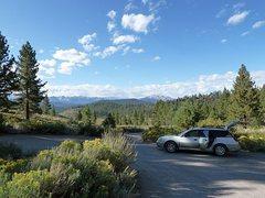 Rock Climbing Photo: Clark Canyon, Sierra Eastside
