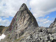 Rock Climbing Photo: Nisleheim Photo by Ken Trout