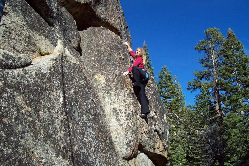 Amy Wilkins on, Welcome To Fresno Dome. 5.9.