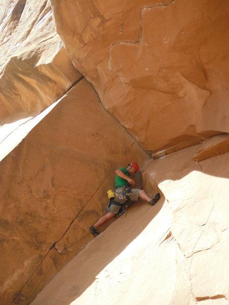 Rock Climbing Photo: B Moki