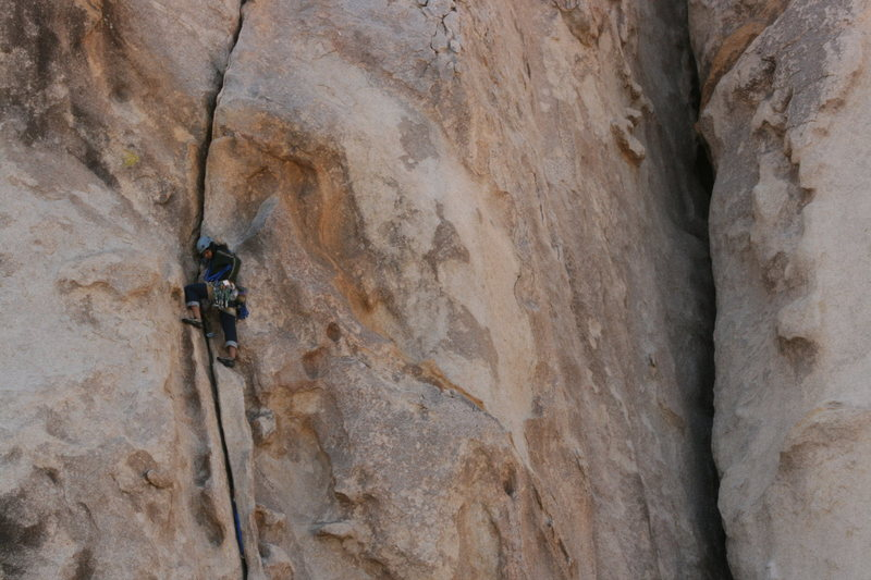 Rock Climbing Photo: Albert Ramirez