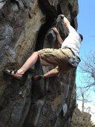 Rock Climbing Photo: BP