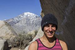 Rock Climbing Photo: Chillin' in Bishop