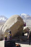 Rock Climbing Photo: Meredith Martin on Hero Roof