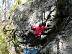 Rock Climbing Photo: TTW