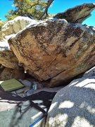 Rock Climbing Photo: Bush Pilot