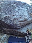 Rock Climbing Photo: The Persistance of Time