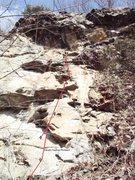 Rock Climbing Photo: Eleven.Twelve.Thirteen.