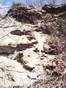 Rock Climbing Photo: Blankety Blank