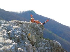 South Summit, Seneca Rocks