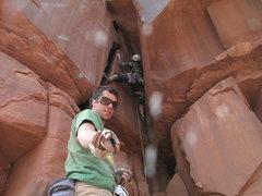 Rock Climbing Photo: stevze?