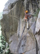 Rock Climbing Photo: climbing in dream canyon