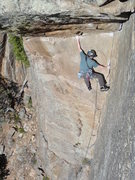 Rock Climbing Photo: Sunshine Dihedral.  Photo by Stanibaby.