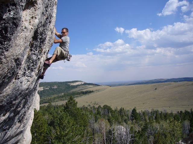 Rock Climbing Photo: Bobcat Logic