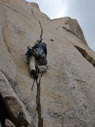 Rock Climbing Photo: Money