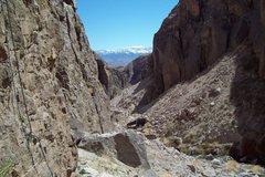 Rock Climbing Photo: The Gorge.
