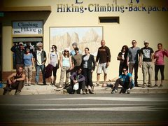 Rock Climbing Photo: Alabama hills weekend with the stoney point crew
