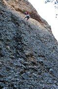 Rock Climbing Photo: Rappelling Selsa Vaca