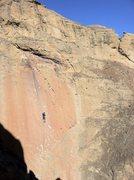 Rock Climbing Photo: Jake Sullivan