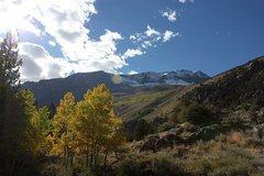 Rock Climbing Photo: Fall colors, June Lake Loop
