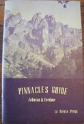 Rock Climbing Photo: Pinnacles guide, 1986