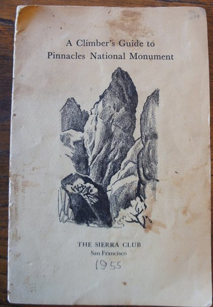 1955 Pinnacles guide