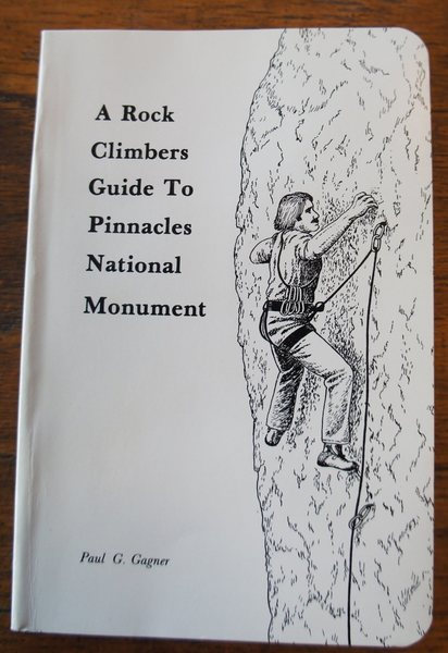 1983 Pinnacles guide by  Gagner