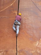 Rock Climbing Photo: on it