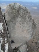 Rock Climbing Photo: Oh My God