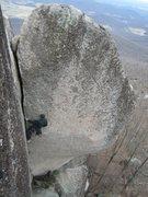 Rock Climbing Photo: Oh My God