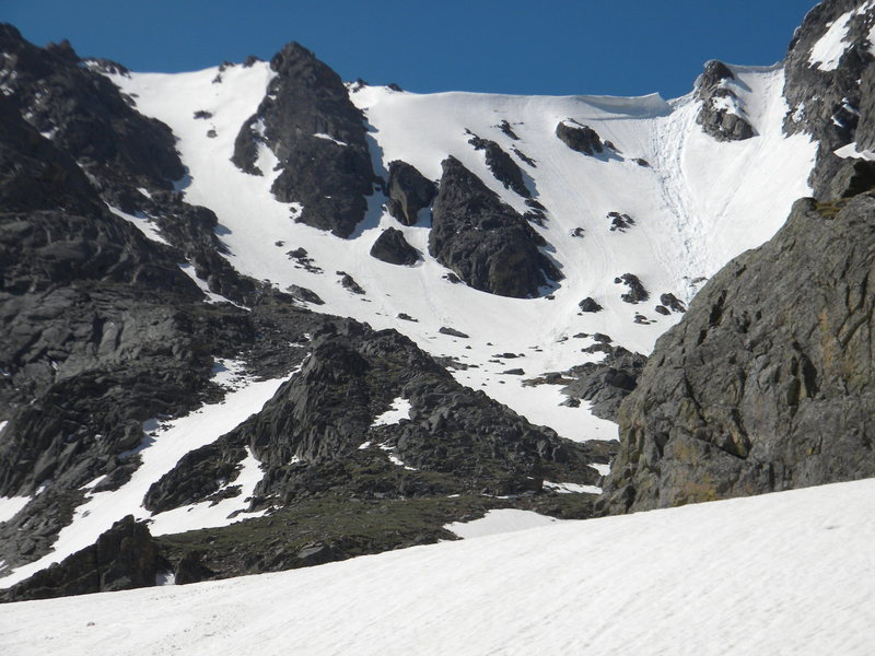 Excellent conditions on 6/25/11.
