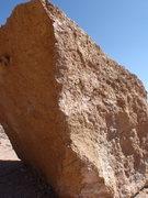 Rock Climbing Photo: a photo of the arete