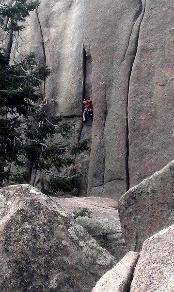 Rock Climbing Photo: S.Platte